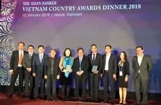 VietinBank lập 'hat-trick' tại lễ trao giải của The Asian Banker