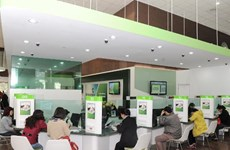 Vietcombank mở rộng cung cấp dịch vụ trên kênh ngân hàng điện tử