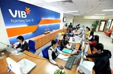 VIB trả cổ tức bằng tiền mặt và chia cổ phiếu thưởng lên tới 36%