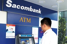 Khách hàng nhận kiều hối miễn phí tại các cây ATM của Sacombank