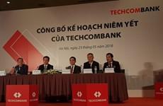 Sau niêm yết, Tecombank tăng vốn điều lệ và chia cổ tức với tỷ lệ 1:2