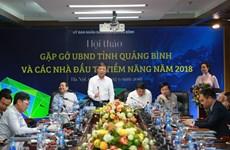 Nêu 48 dự án, Quảng Bình kêu gọi số vốn đầu tư 50.000 tỷ đồng