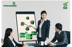 Vietcombank đồng hành hỗ trợ các doanh nghiệp nhỏ và vừa