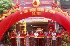 HDBank khai trương thêm điểm giao dịch ở Bắc Ninh và Bình Thuận