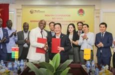 Tập đoàn T&T Group cam kết nhập khẩu điều thô của Guinea Bissau