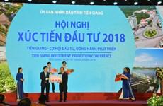 Vietcombank cam kết đồng hành phát triển kinh tế xã hội tại Tiền Giang