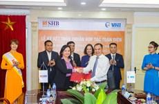 Bảo hiểm hàng không và SHB ký kết hợp tác chiến lược toàn diện