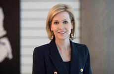 Bà Jodi West được bổ nhiệm làm Tổng giám đốc ANZ Việt Nam