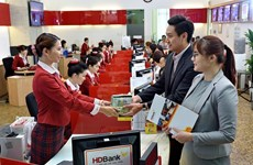 Khách hàng vay vốn tại HDBank được ưu đãi lãi suất 6,3%