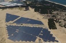 Agribank tài trợ 490 tỷ đồng xây dựng dự án Nhà máy điện mặt trời