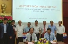 LienVietPostBank hợp tác xây dựng thành phố thông minh tại Bắc Ninh
