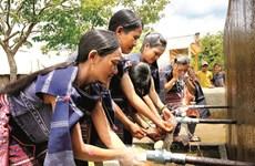 Tăng mức tín dụng cho công trình nước sạch lên 10 triệu đồng