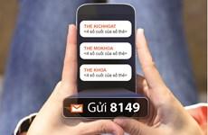Khách hàng của Sacombank được tự kích hoạt, khóa thẻ bằng tin nhắn
