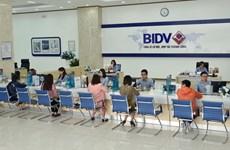 Lợi nhuận trước thuế của BIDV tăng trên 30% trong 9 tháng