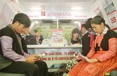 Ngân hàng Agribank tiếp tục triển khai điểm giao dịch lưu động đợt 2