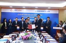 LienVietPostBank và Woori Bank hợp tác cung cấp dịch vụ trên Ví Việt