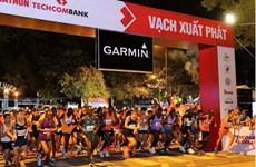 Điều gì làm nên sức nóng của giải Marathon quốc tế Techcombank 2018?
