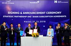VBI ký hợp đồng bán 25% cổ phần với công ty bảo hiểm Hàn Quốc