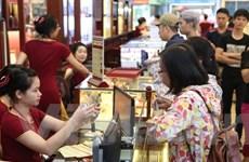 Giá vàng trong nước tiếp tục giữ ở mức cao tới 37,27 triệu đồng