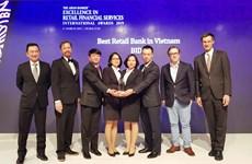 BIDV được The Asian Banker vinh danh bán lẻ tốt nhất Việt Nam