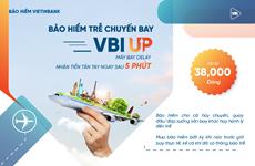 VBI ra mắt sản phẩm bảo hiểm cho khách hàng bị trễ chuyến bay