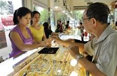 Hai thương hiệu vàng SJC và Bảo Tín Minh Châu tiếp tục giảm nhẹ