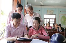 Dưỡng mạch nguồn vốn xoay chuyển đói nghèo tại Bình Định