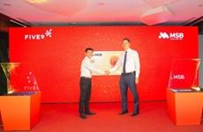 MSB là ngân hàng đầu tiên ứng dụng AI trong hoạt động mở thẻ tín dụng