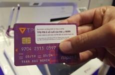 Các ngân hàng sẵn sàng chuyển đổi thẻ từ sang thẻ chip nội địa