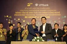 BE GROUP và VPBank hợp tác hướng đến hệ sinh thái tài chính công nghệ