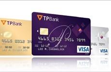 TPBank nằm trong tốp đầu về doanh số và số lượng thẻ tín dụng