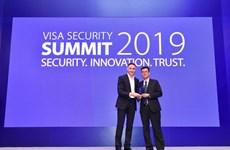 Vietcombank nhận giải thưởng Champion Security Award của Visa