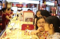 Đảo chiều, hai thương hiệu vàng trong nước giảm mạnh tới 330.000 đồng