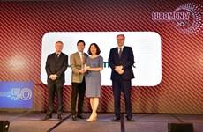 Vietcombank nhận giải 'Ngân hàng tốt nhất Việt Nam' của Euromoney