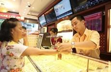 Hai thương hiệu vàng trong nước đảo chiều giảm 100.000 đồng