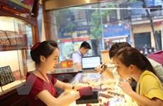 Hai thương hiệu vàng trong nước giảm mạnh tới 170.000 đồng