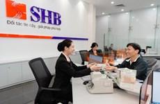 Lợi nhuận trước thuế của SHB đạt 1.560 tỷ đồng, tăng 52%
