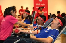BIDV tài trợ chương trình hiến máu tình nguyện Hành trình Đỏ 2019