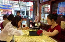 Giá vàng tiếp tục tăng, Bảo Tín Minh Châu vượt mốc 43 triệu đồng