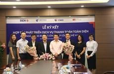 BIDV và VIMO hợp tác phát triển dịch vụ thanh toán toàn diện