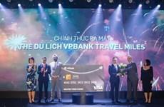 VPBank ra mắt thẻ VPBank Travel Miles dành cho khách đi du lịch