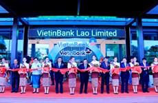 Thống đốc: VietinBank Lào phấn đấu thành ngân hàng hiện đại, đa năng