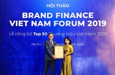 VietinBank: Thương hiệu ngân hàng có thứ hạng cao nhất Việt Nam