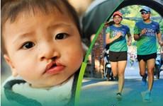 Các runner VPBank gây quỹ từ thiện cho những mảnh đời khiếm khuyết