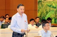 Bộ trưởng Tô Lâm trả lời về vụ 39 người chết trong container tại Anh