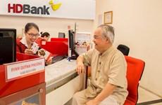 HDBank: Lợi nhuận đạt 3.448 tỷ đồng, cao nhất từ trước đến nay
