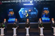 Vietcombank cam kết đồng hành cùng doanh nghiệp ''vươn ra biển lớn''