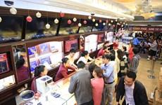 Hai thương hiệu vàng trong nước tiếp tục giảm, tỷ giá trung tâm tăng