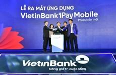 VietinBank ra mắt iPay Mobile phiên bản mới 5.0 nhiều tiện ích