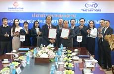 LienVietPostBank cung cấp sản phẩm ngân hàng cho Công ty TMT